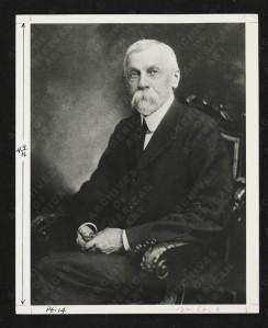Portrait of Desmond Fitzgerald, ca 1920