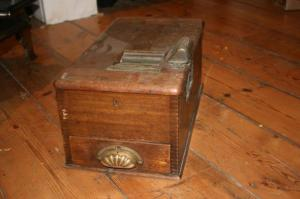 lustig money printing box
