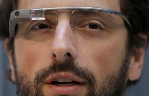 Sergey Brin is recording you all the time