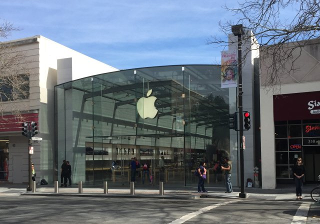 The Cathedral of Apple