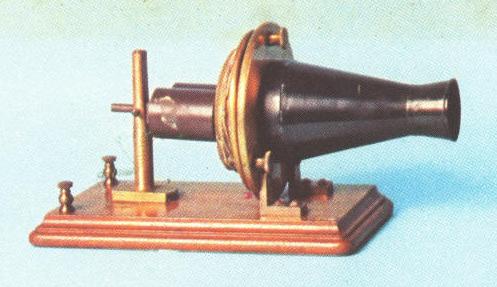 Bell model of 1876
