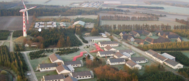 900 kW turbine and the Tvind School in Jutland. Click for link