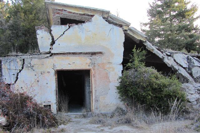 Ruins of Richter lab