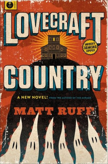 "Cover of ""Lovecraft Counter"" by Matt Ruff"